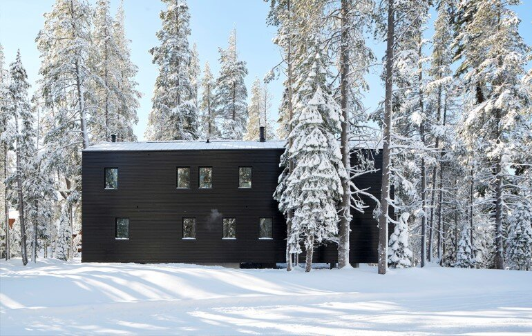 Trollhus - Alpine Chalet in Norden, California (8)
