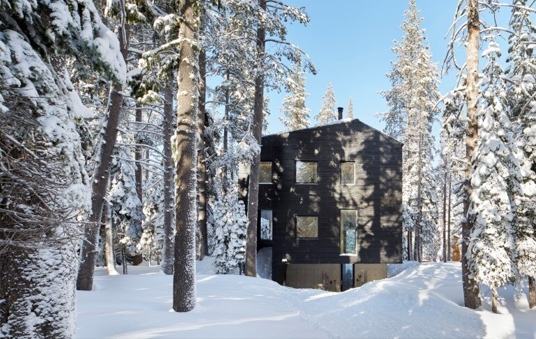 Trollhus - Alpine Chalet in Norden, California (9)