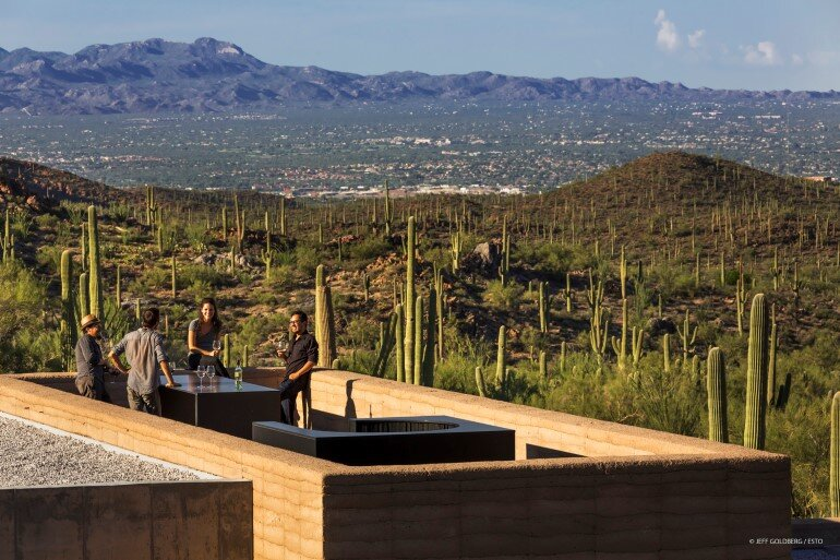 Tucson Mountain Retreat in Sonoran Desert, Arizona