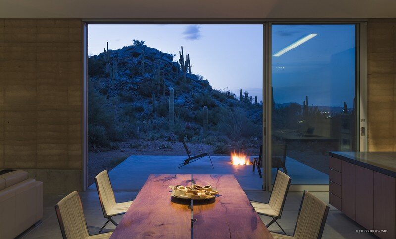 Tucson Mountain Retreat in Sonoran Desert, Arizona