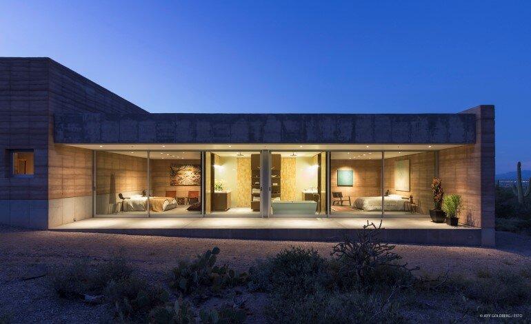 Tucson Mountain Retreat In Sonoran Desert Arizona