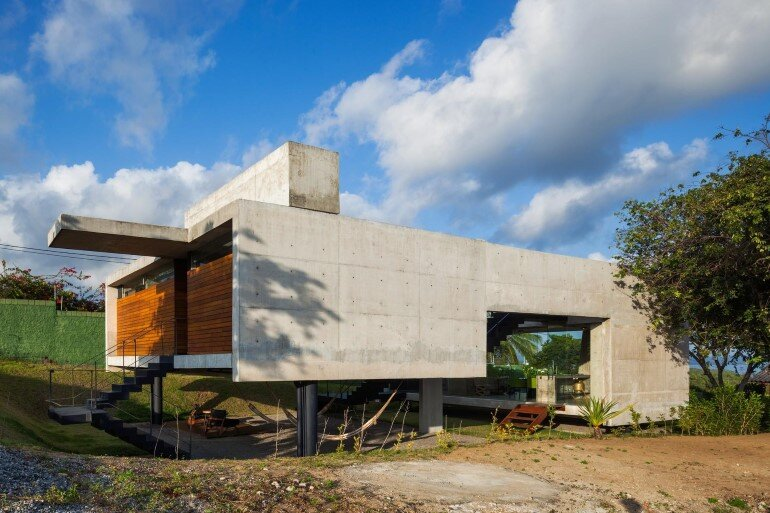 Two Beams House - Wiew, Ventilation and Natural Lighting (12)