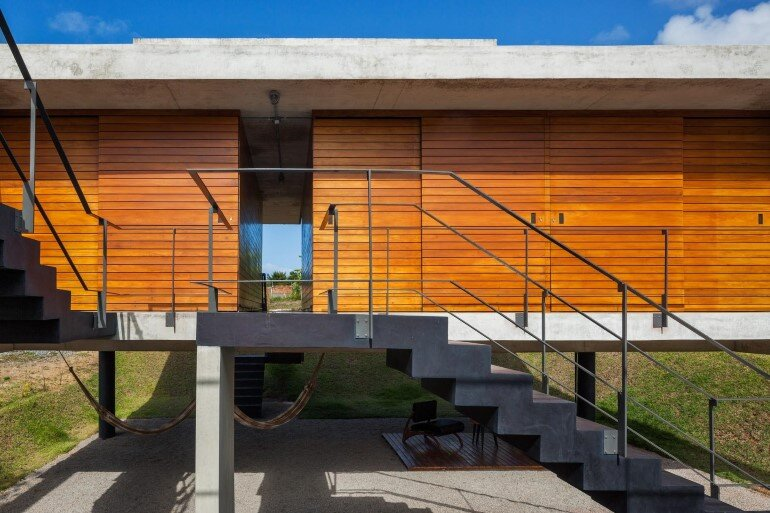 Two Beams House - Wiew, Ventilation and Natural Lighting (14)