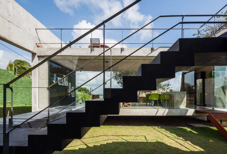 Two Beams House - Wiew, Ventilation and Natural Lighting (6)