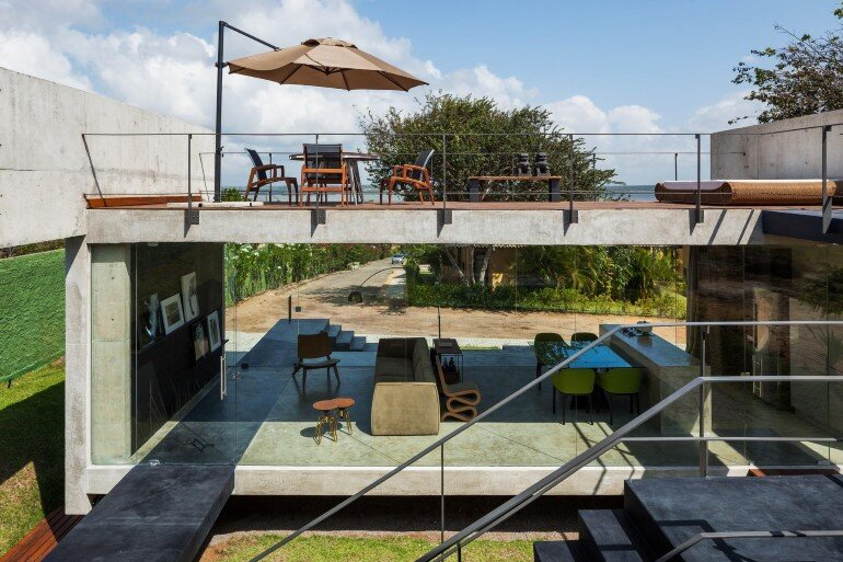 Two Beams House - Wiew, Ventilation and Natural Lighting (7)