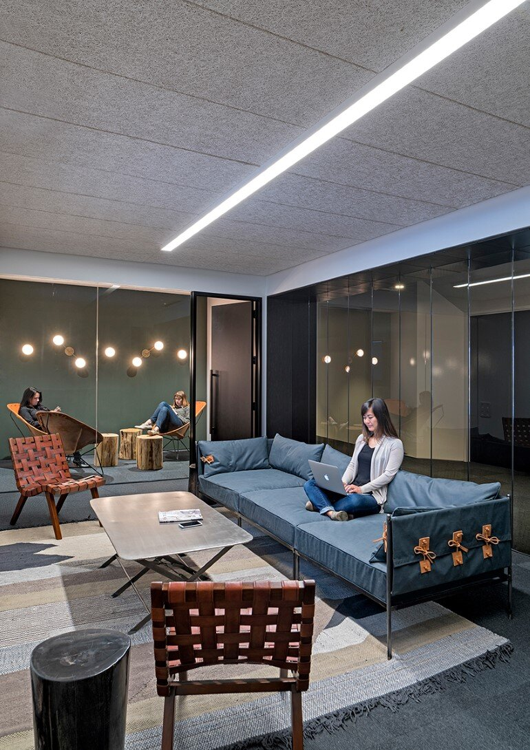 evernote office studio oa 05. Uber Offices In San Francisco By Studio O+A (12) Evernote Office Oa 05