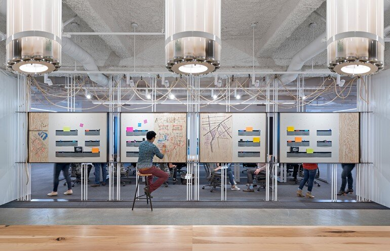 Uber Offices in San Francisco by Studio O+A (3)