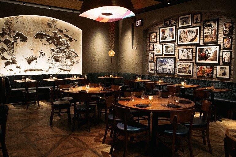 Vandal Restaurant Celebrates Street Art and Street Food (10)