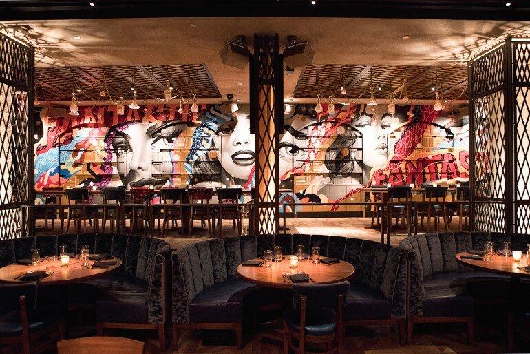 Vandal Restaurant Celebrates Street Art and Street Food (12)