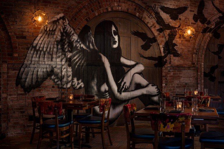 Vandal Restaurant Celebrates Street Art and Street Food  (2)