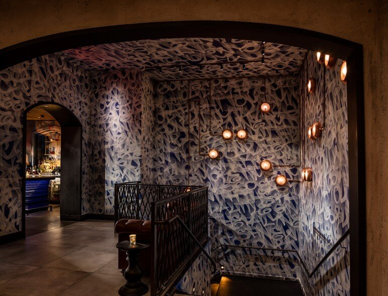 Vandal Restaurant Celebrates Street Art and Street Food  (3)