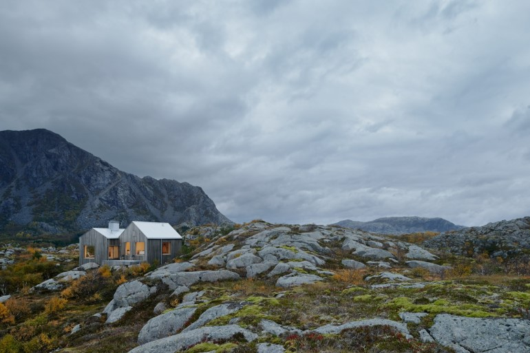 Vega Cottage, Not Far From the Polar Circle (5)