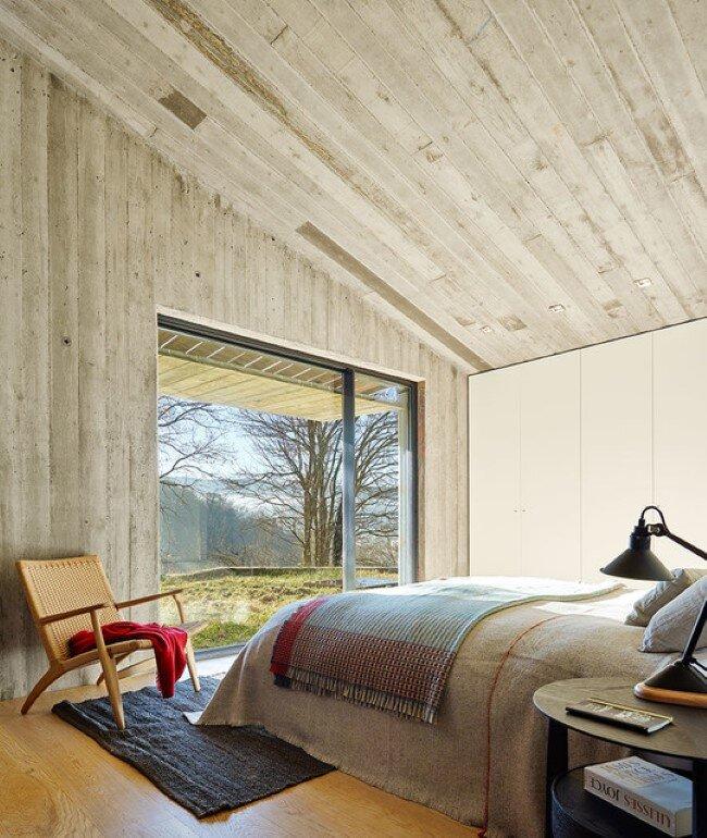 Spectacular contemporaneo dormitorio Custom