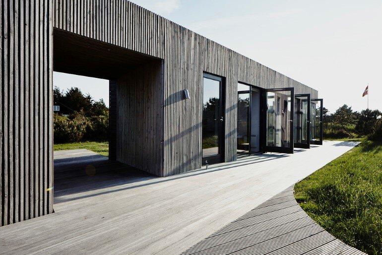 Aavego Cottage Located on Wild Western Danish Coast (11)
