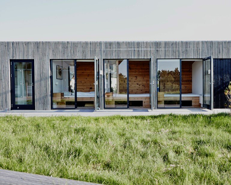 Aavego Cottage Located on Wild Western Danish Coast (12)