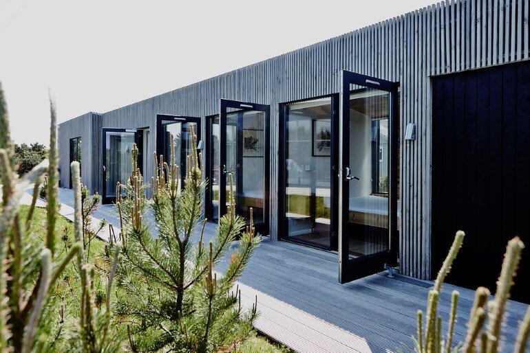 Aavego Cottage Located on Wild Western Danish Coast (13)