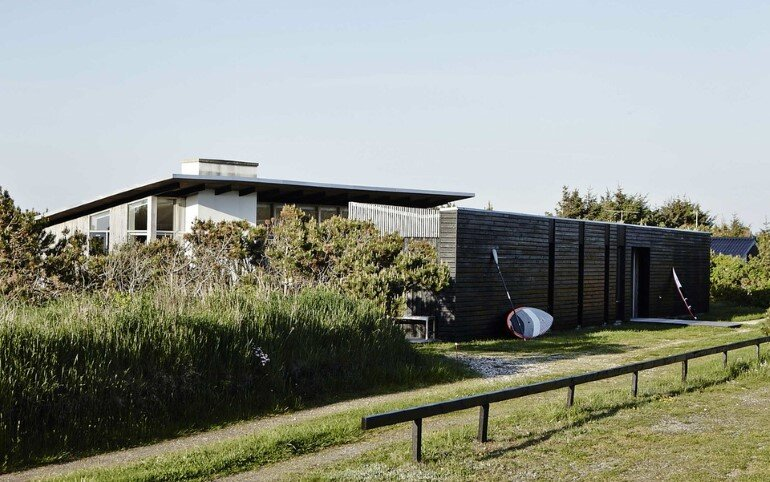 Aavego Cottage Located on Wild Western Danish Coast (3)