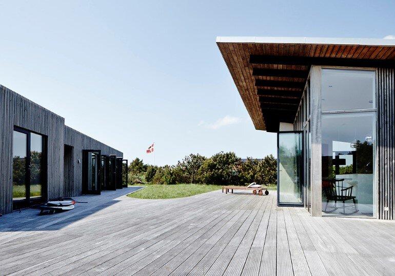 Aavego Cottage Located on Wild Western Danish Coast (9)