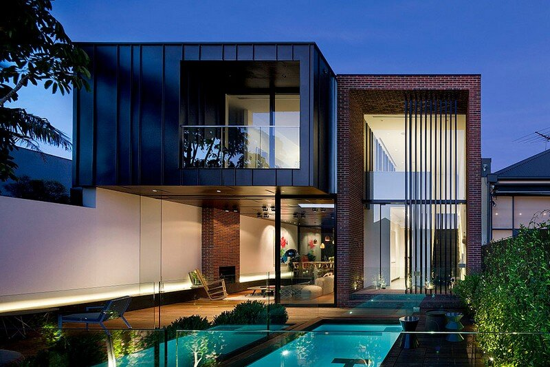 abstract house by matt gibson architecture design 3 - Architect Design Home