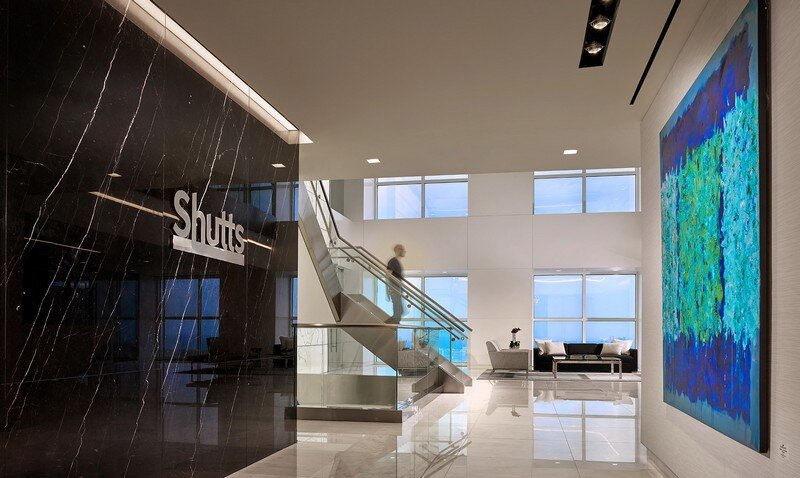 Amicon Construction Completes New Shutts & Bowen Law Office in Miami