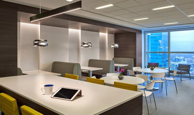 Amicon Construction Completes New Shutts & Bowen Law Office in Miami (2)