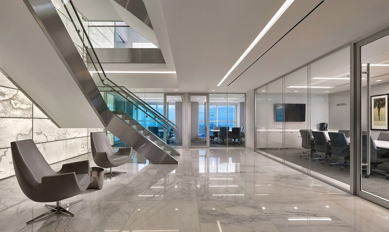 Amicon Construction Completes New Shutts & Bowen Law Office in Miami (6)