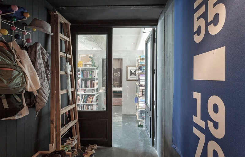Art Loft in Chai Wan, Hong Kong Mass Operations (8)
