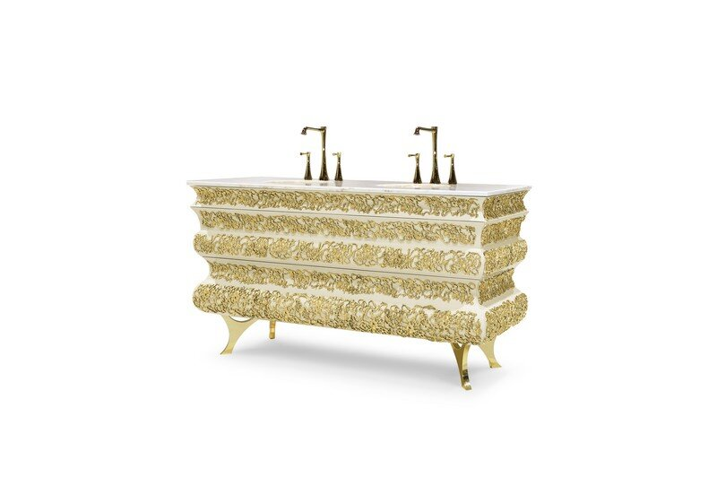 Art for the Bath Crochet Washbasin by Maison Valentina (2)