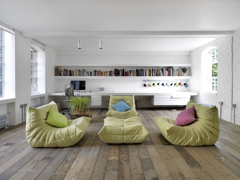 Bermondsey Loft in London by FORM Studio (1)
