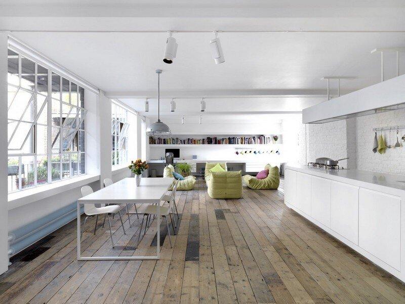 Bermondsey Loft in London by FORM Studio (13)