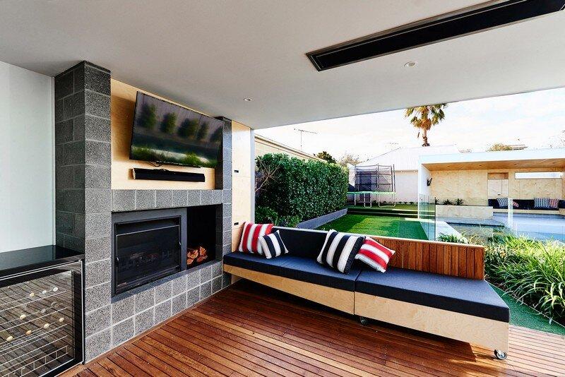 Brighton Bunker - Outdoor Living Space by Dan Gayfer Design (11)