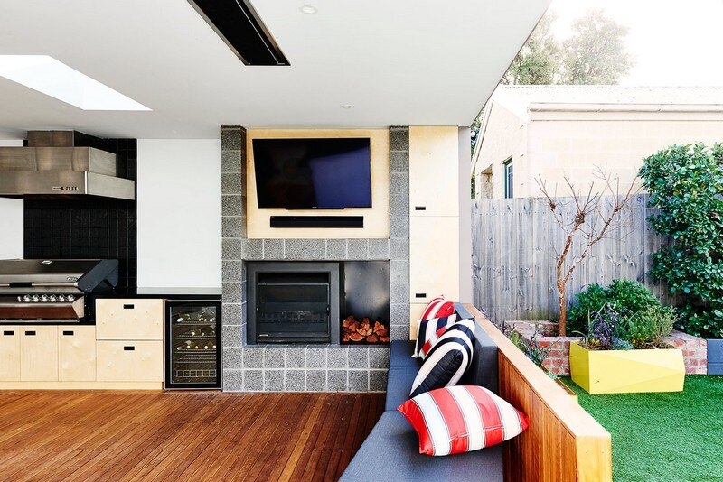 Brighton Bunker - Outdoor Living Space by Dan Gayfer Design (12)