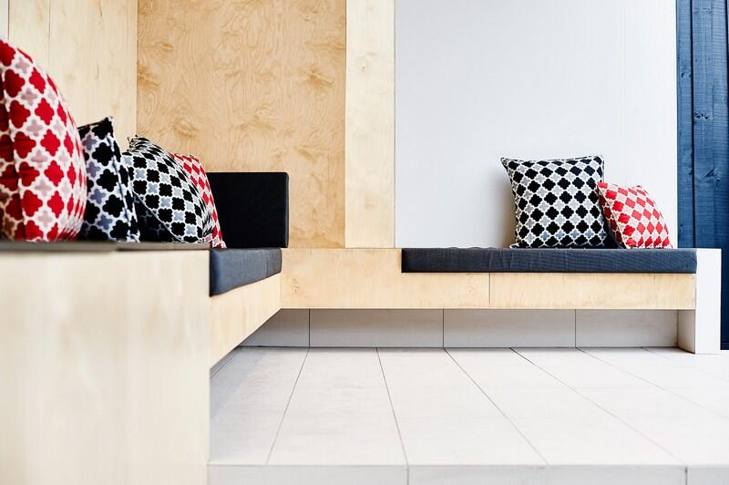 Brighton Bunker - Outdoor Living Space by Dan Gayfer Design (2)