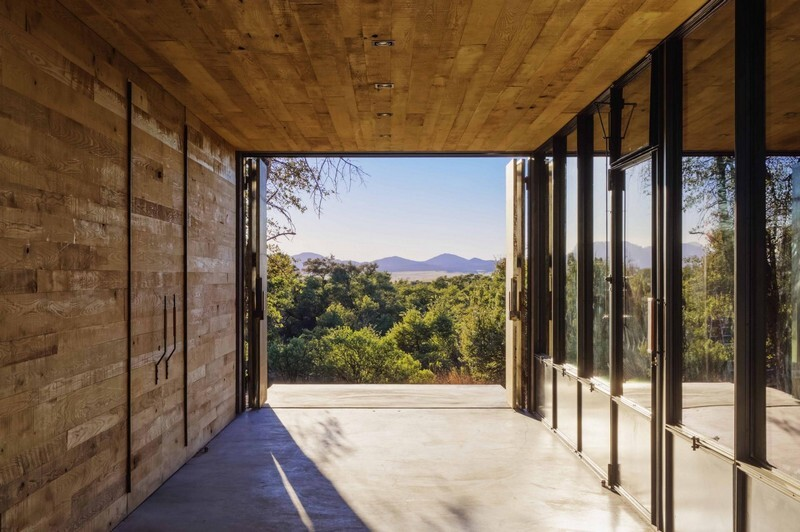 Casa Caldera - Small Shelter in Arizona by DUST (5)