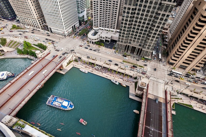 Chicago Riverwalk by Sasaki Associates (4)