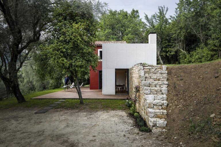 Contemporary Rural House by Cyril Chenebeau (4)