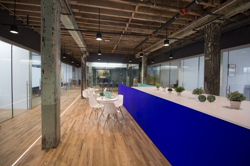 Coworkrs Offices - New Life for an Industrial Building in Brooklyn (15)
