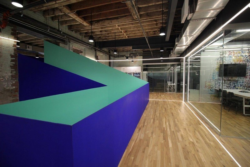 Coworkrs Offices - New Life for an Industrial Building in Brooklyn (4)