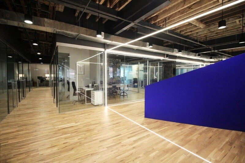 Coworkrs Offices - New Life for an Industrial Building in Brooklyn (8)