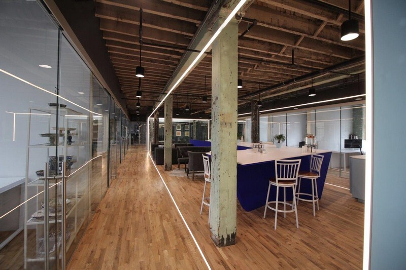 Coworkrs Offices - New Life for an Industrial Building in Brooklyn (9)