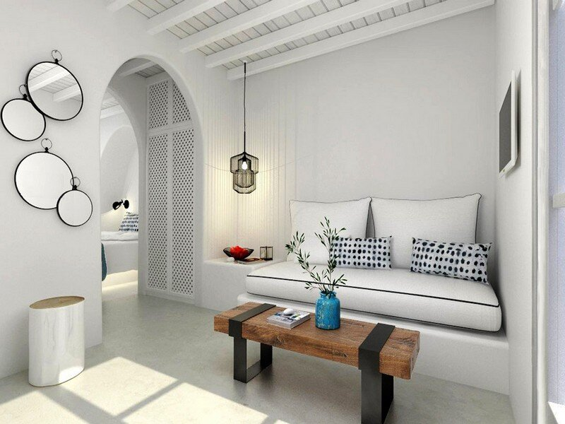 Cycladic House – a Dilapidated Summer Home Renovated by KP Architects