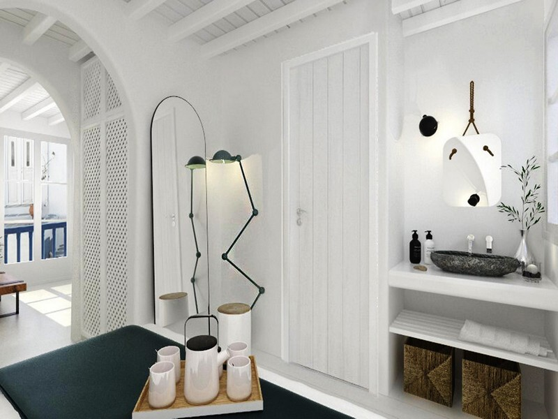 Cycladic House - a Dilapidated Summer Home Renovated by KP Architects (2)