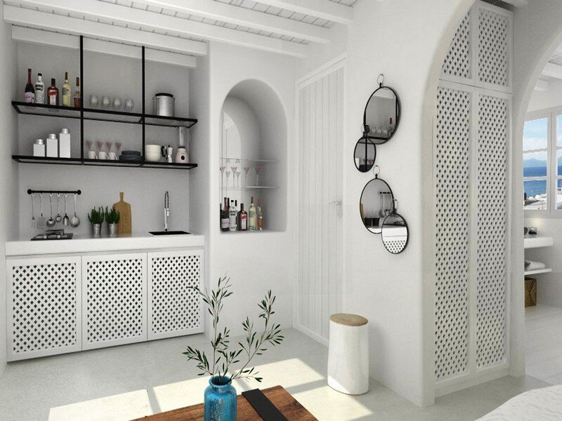 Cycladic House - a Dilapidated Summer Home Renovated by KP Architects (5)