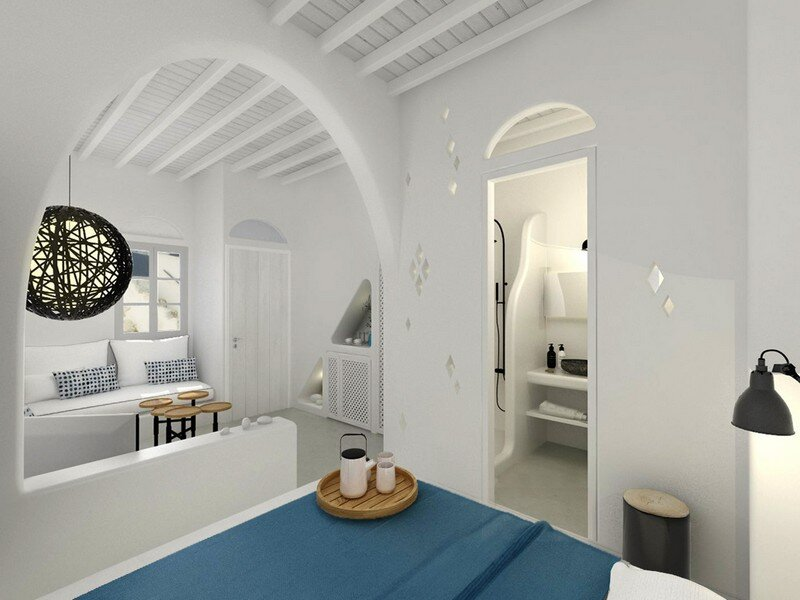 Cycladic House - a Dilapidated Summer Home Renovated by KP Architects (7)