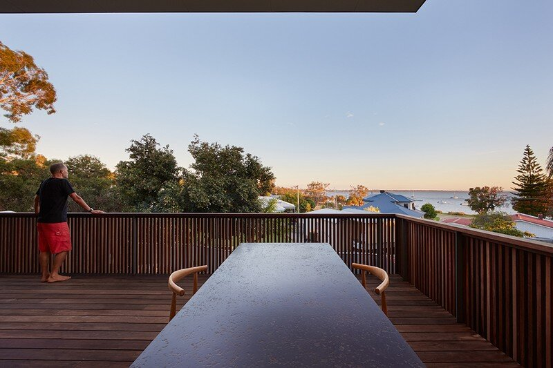 Dawesville House by Archterra Architects