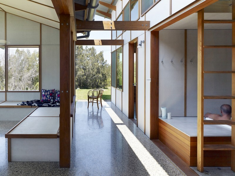 Dogtrot House by Dunn & Hillam Architects (4)
