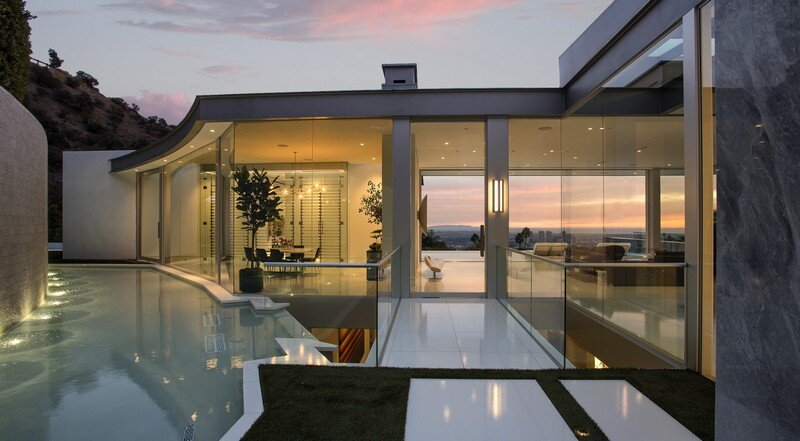 Doheny Residence by McClean Design, Los Angeles (14)