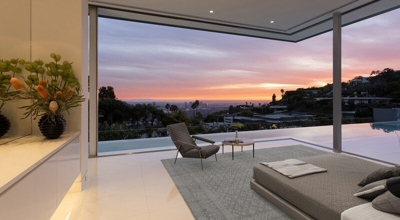 Doheny Residence by McClean Design, Los Angeles (9)