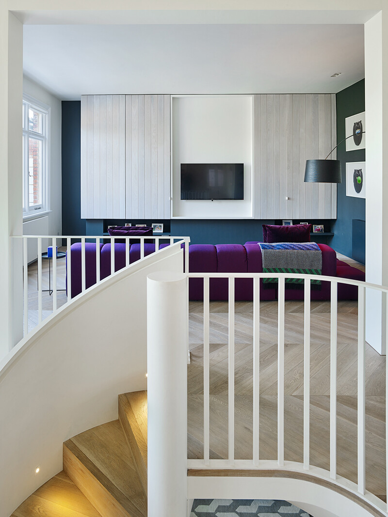 Edwardian Home in West London Andy Martin Architecture (11)
