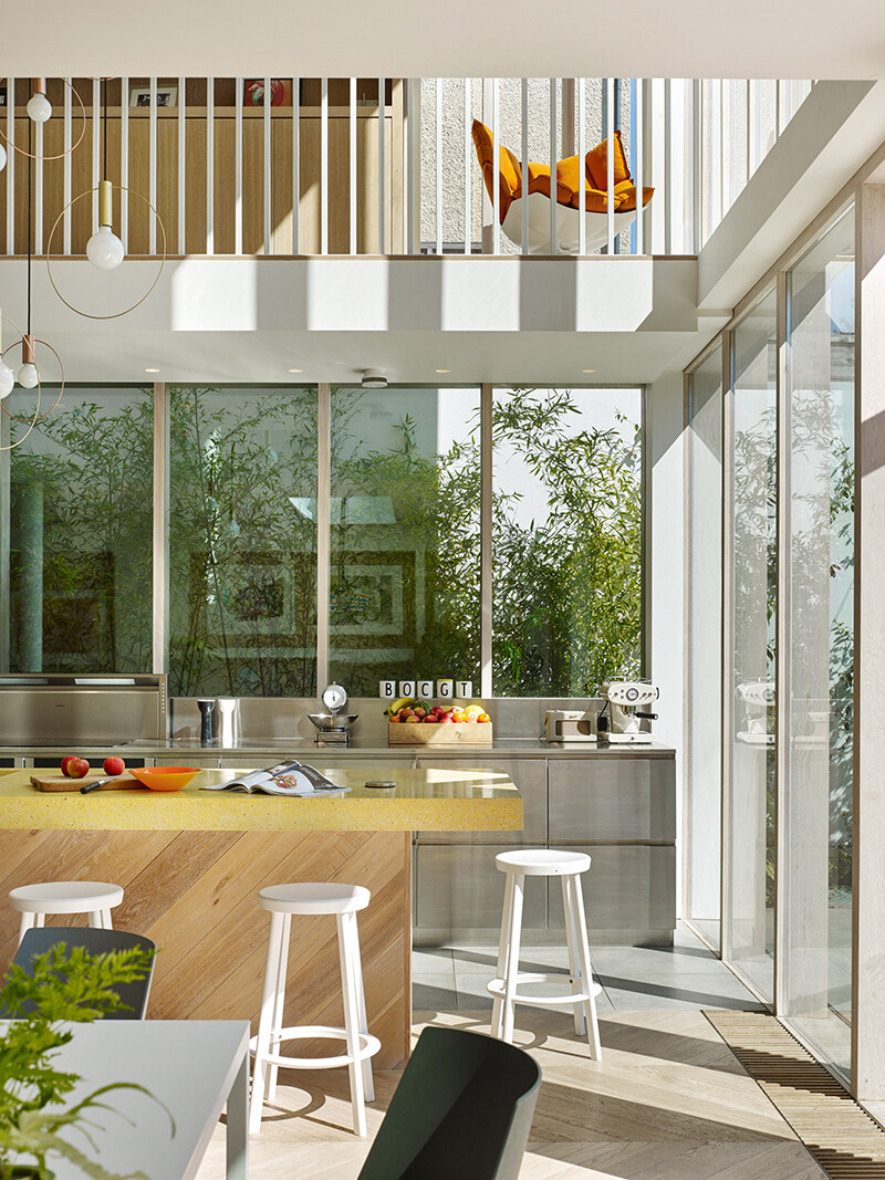 Edwardian Home in West London Andy Martin Architecture (5)